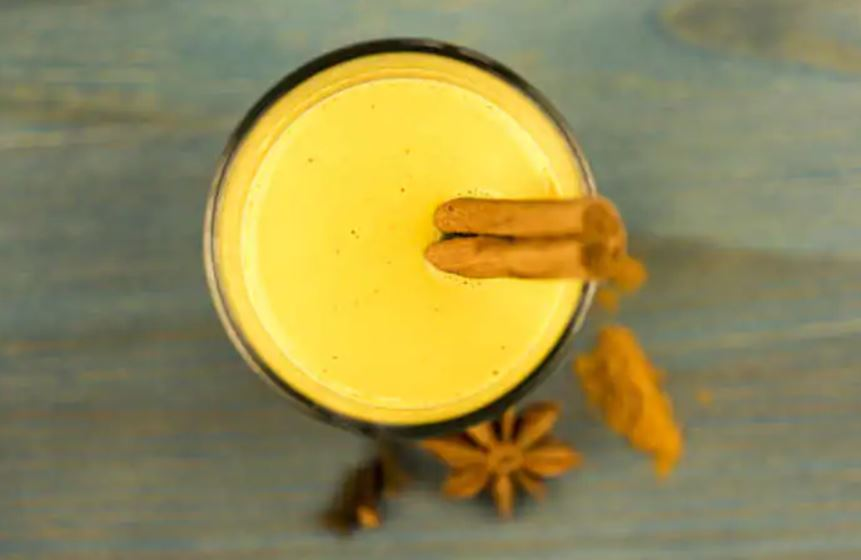 Turmeric Milk 2