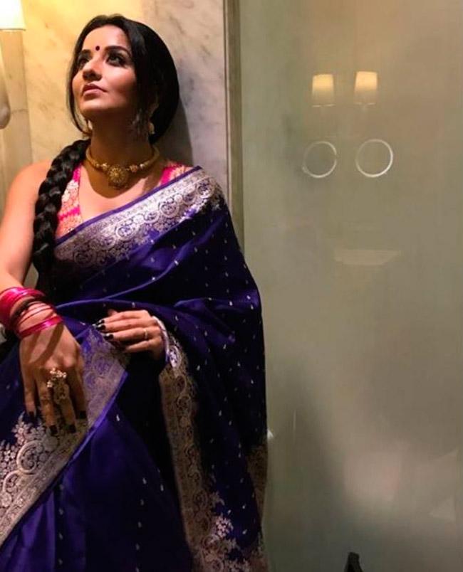 Monalisa bhole shankar movie