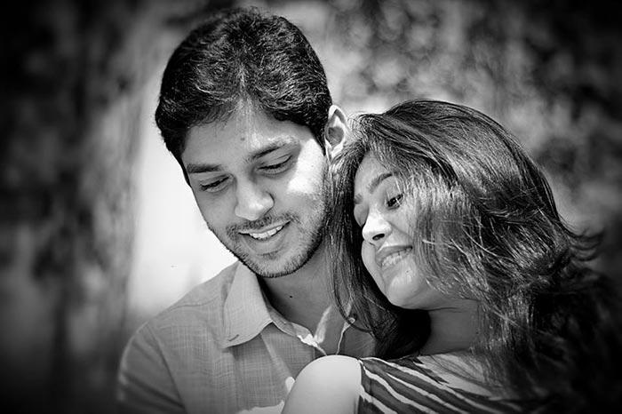 Mrunal Dusanis and Neeraj More Pre Wedding shoot at SGNP Borivali ...