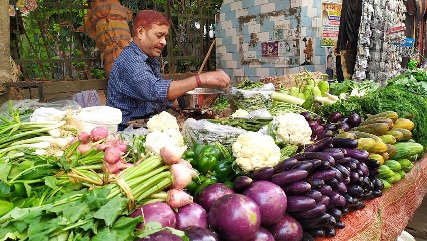 Street vendors 1