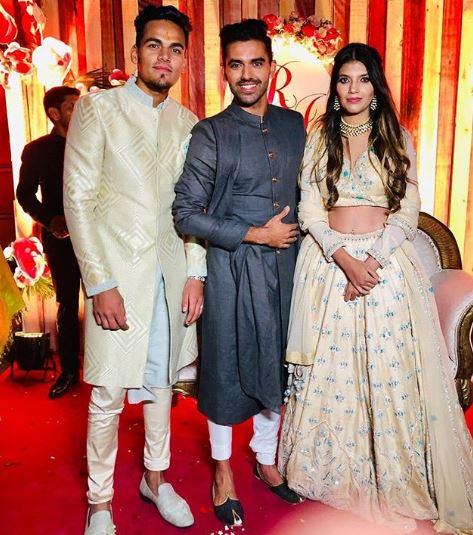 Rahul chahar wife 4
