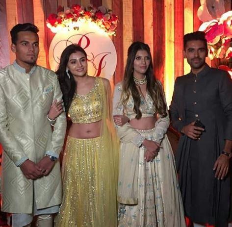 Rahul chahar wife 5