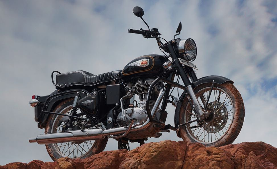 Royal enfield classic 350 16