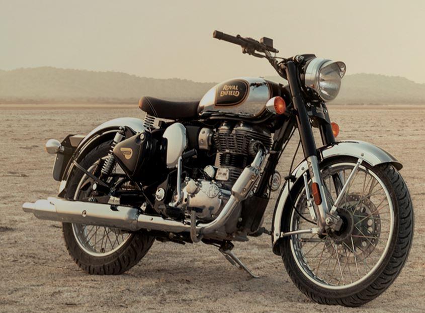 Royal enfield new bike jd 21