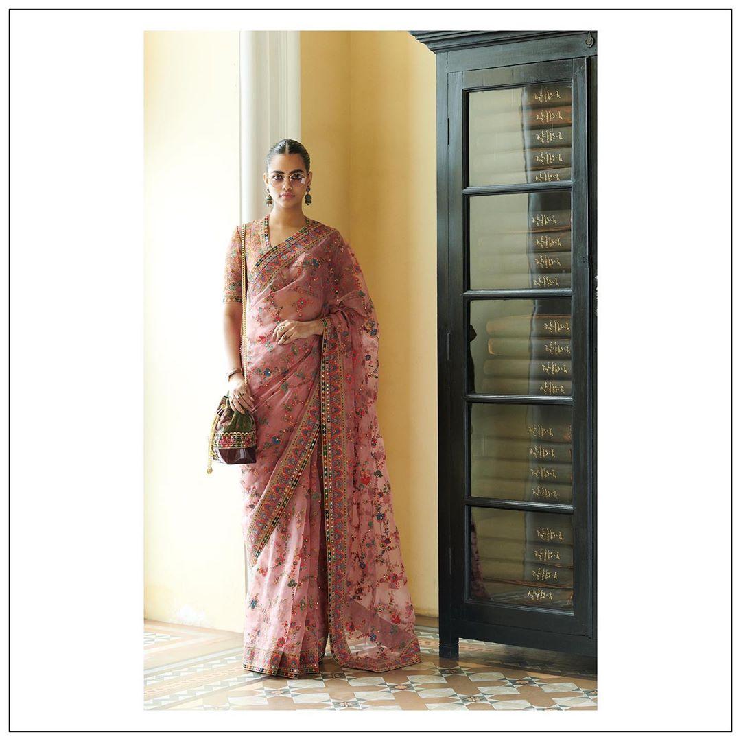 Summer saree