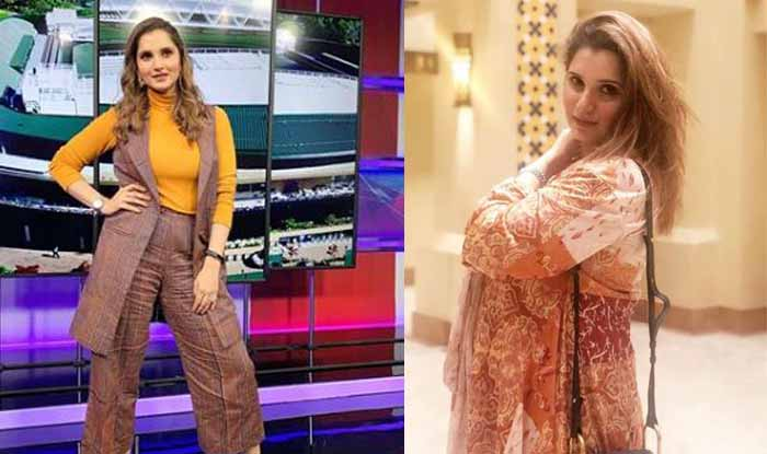Sania mirza before after