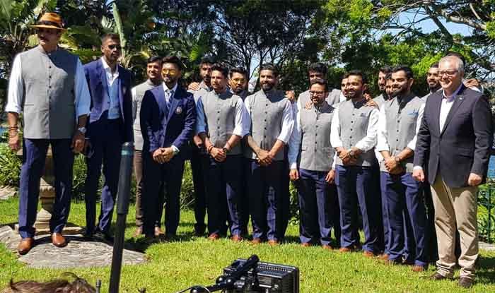 Team India Ravi Shastri