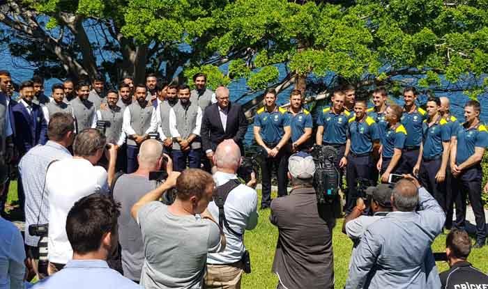 India   Australia cricket team