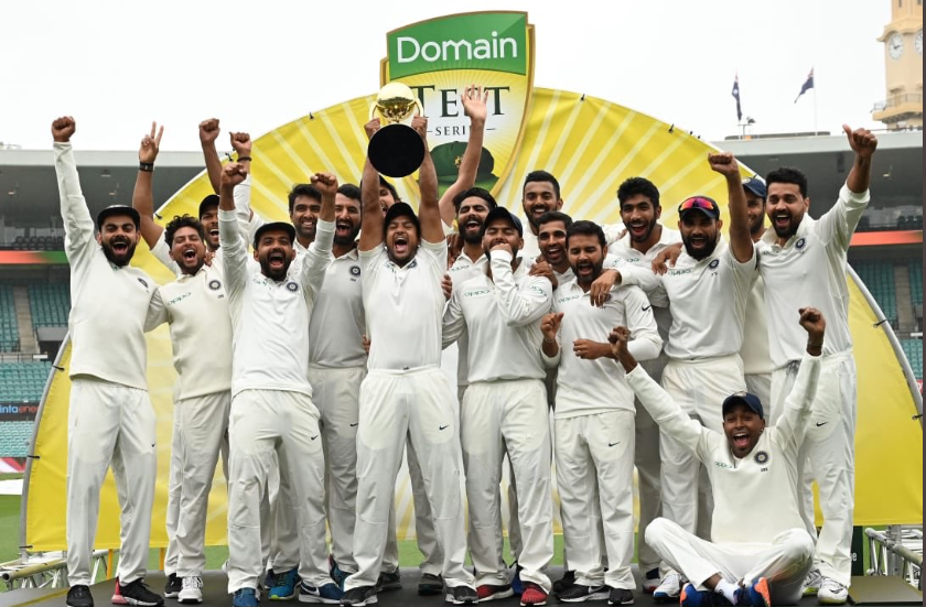 Indian cricket team 1