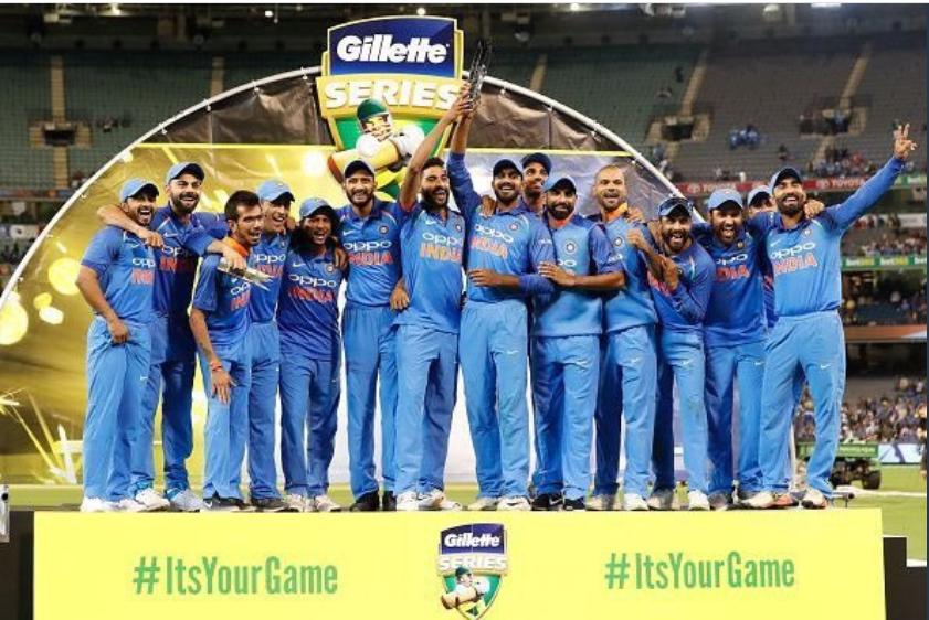Indian cricket team 4
