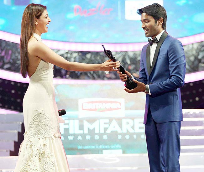 Winners List of 62nd Britannia Filmfare South Awards 2014
