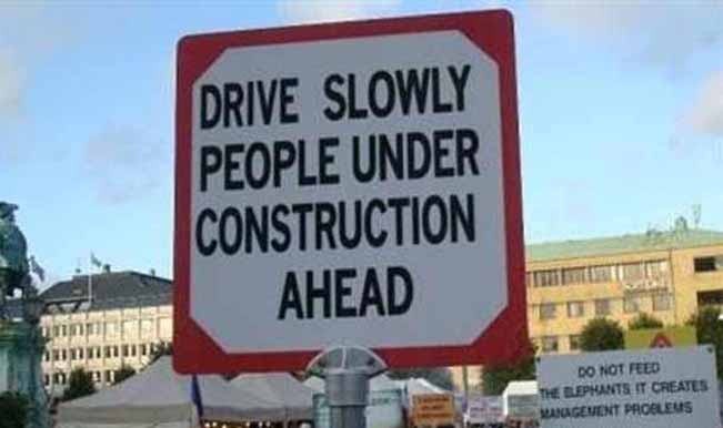 A construction site for people to be constructed I thought cloning needed better scientific criteria to be observed