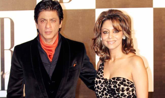 Shahrukh-Khan-and-Gauri