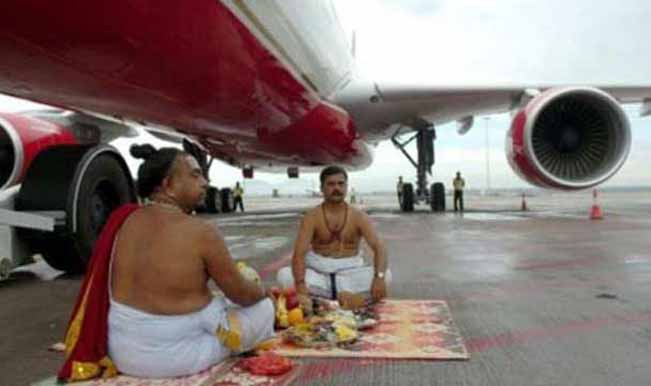 Wish-for-a-safe-flight-Worship-the-gods-