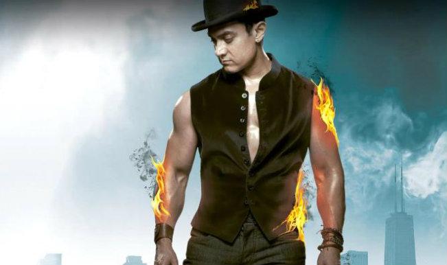 Dhoom 3 Movie Review: Aamir Khan's spectacular Great ... Aamir Khan In Dhoom 3 Sets