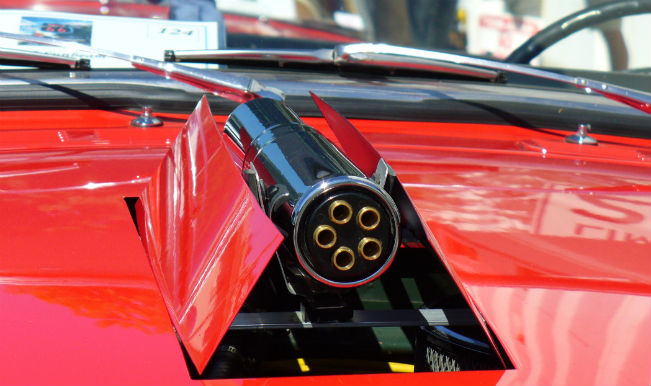 Stuff That You Want On Your Future Car Indiacom - Cool cars with guns