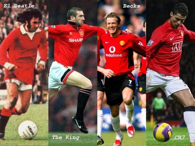 Number 7 legends