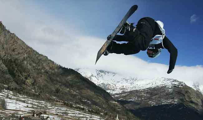 Mens Snowboard  World Cup