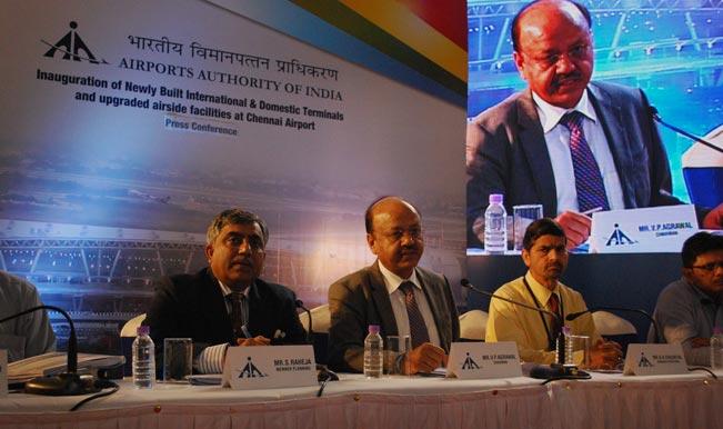 AAI-Chairman-V-P-Agarwal
