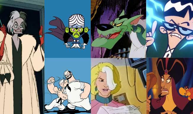 Cartoon-Villains