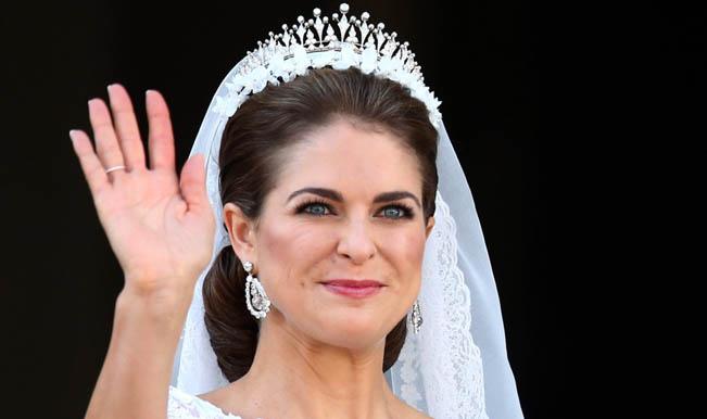 Princess Madeleine Sweden frombker com