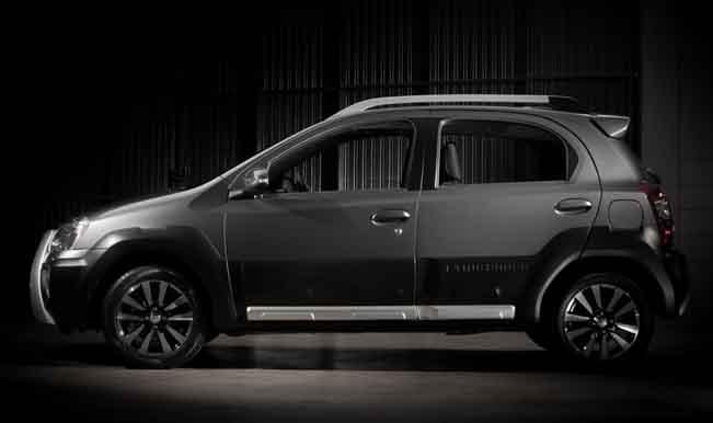 Toyota Etios Crossover