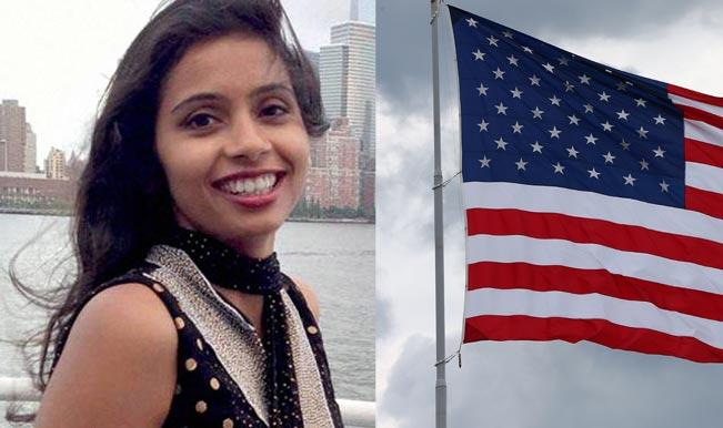 Us-flag-&-devyani-khobragde-
