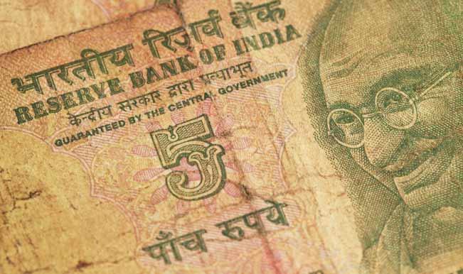 five-rupee