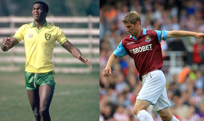 Justin Fashanu and Thomas Hitzlsperger