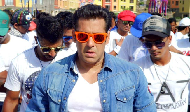 Salman Khan in Jai Ho