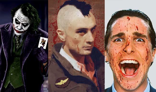 Joker-Travis Bickle - American Psycho