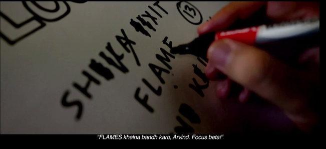 Kejriwal Flames