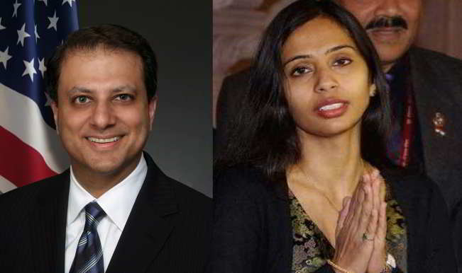 Preet Bharara and Devyani