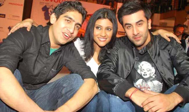 Wake Up Sid director Ayan Mukerji, Konkona Sen Sharma and Ranbir Kapoor