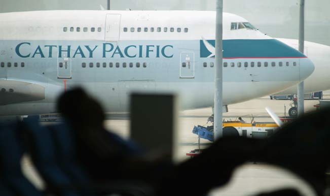 Cathay Pacific flight hits massive turbulence: First person account