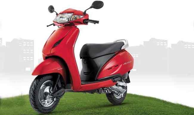 Honda Activa 110