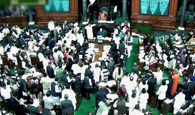 Lok-Sabha-proceedings