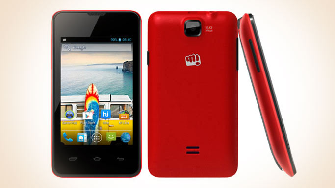 Micromax-Bolt-A58-budget-Android-smartphone