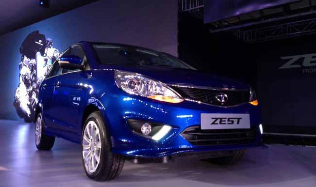 Tata-Zest-Sedan