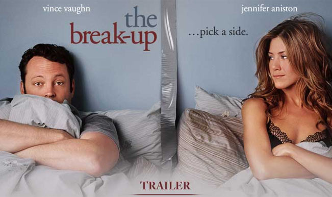 The Break –Up