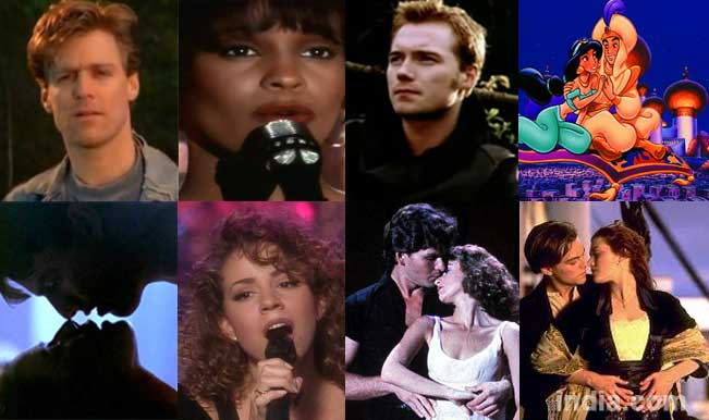 Valentine's Day: [Watch] Most romantic English songs of all time - Part I
