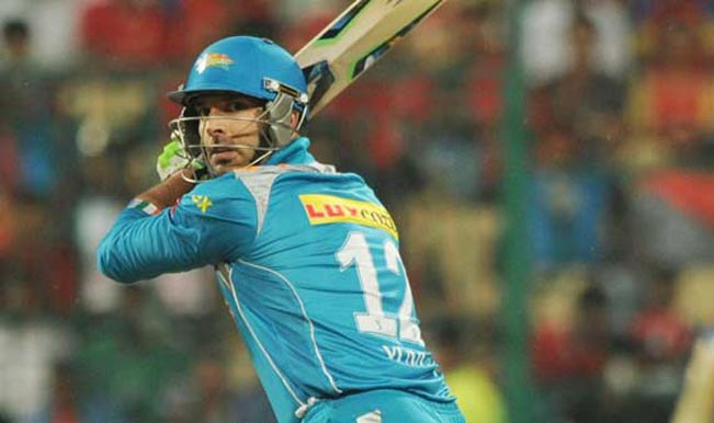 Yuvraj Singh IPL 2014 auction