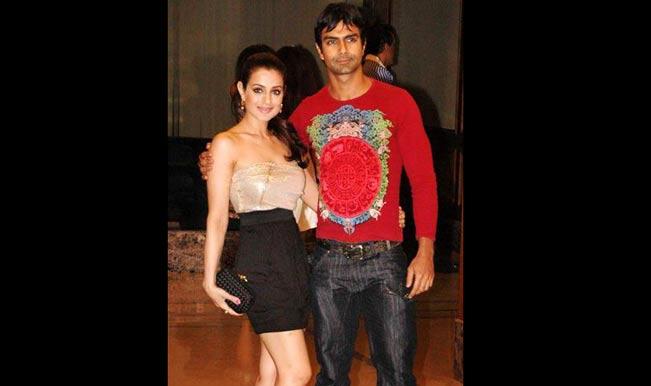 Amisha and Ashmit Patel