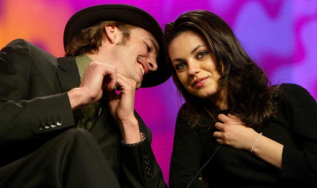Ashton Kutcher and Mila Kunis finally engaged