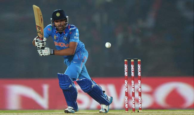Indian-batsman-Rohit-Sharma-plays-a-shot-during-the-second-match-of-the-Asia-Cup