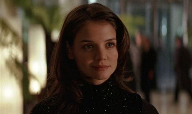 Katie Holmes as Rachel Dawes