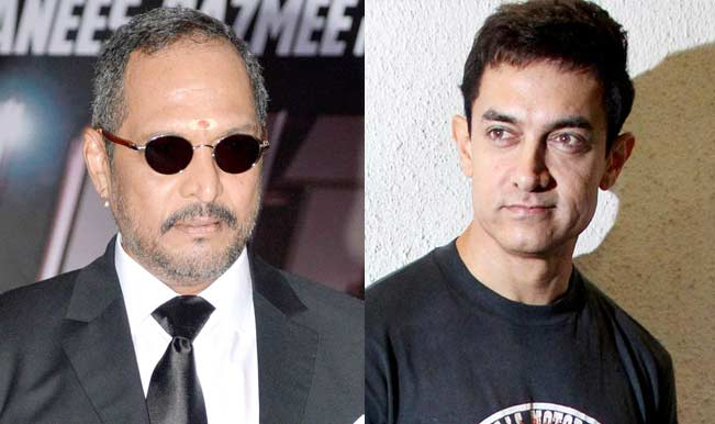 Nana Patekar and Aamir Khan