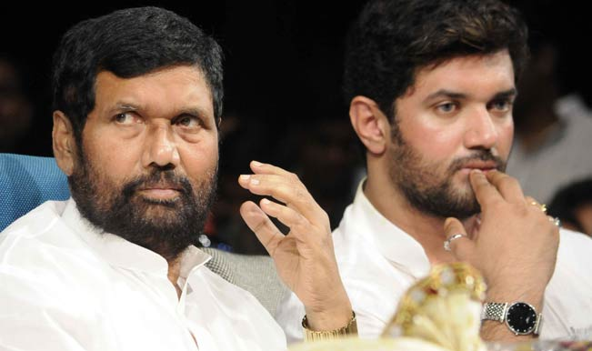 Another Dissenting Ally? Paswan's LJP Says Support to BJP Issue-Based; Demands Removal of NGT Chairman