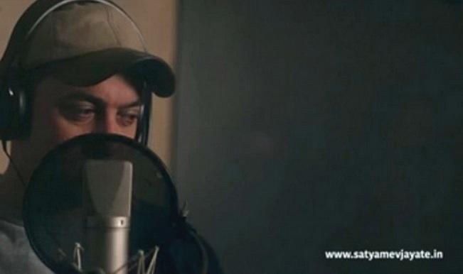 Satyamev Jayate 2 anthem: Watch Aamir Khan sing theme song's new version