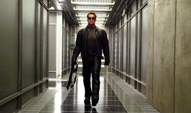 The T-800 Terminator